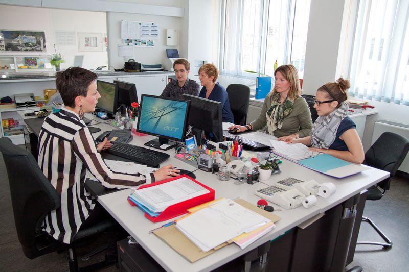 fondazione casa di riposo solarium ufficio amministrativo